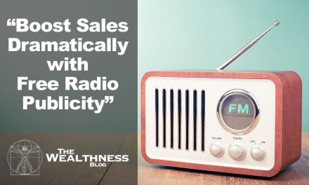 Boost Sales Dramatically with Free Radio Publicity