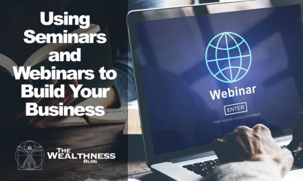 Using Webinars and Seminars to Build Your Business