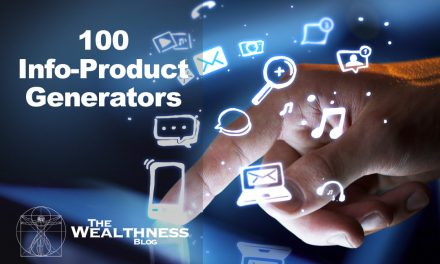 Super Fast Products: 100 Info-Product Generators