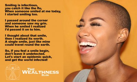 Smile, A Poem More Infectious Than Coronavirus!