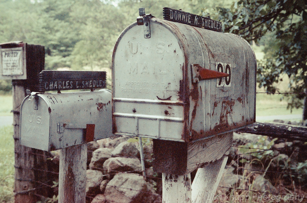Creating Your Own Mailing List