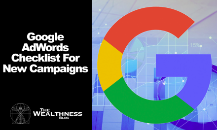 Google AdWords Checklist For New Campaigns