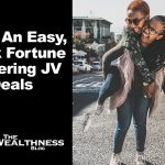 How To Make An Easy, Quick Fortune Brokering JV Deals With An Actual Recent Case-study