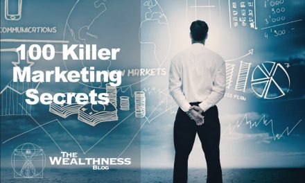 Marketing Riches: 100 Killer Marketing Secrets!