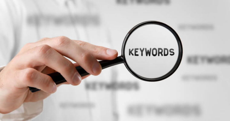 Choosing the Correct Keywords for a Site