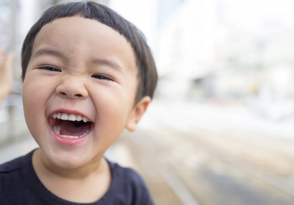 Smiling Helps Strengthen The Immune Function
