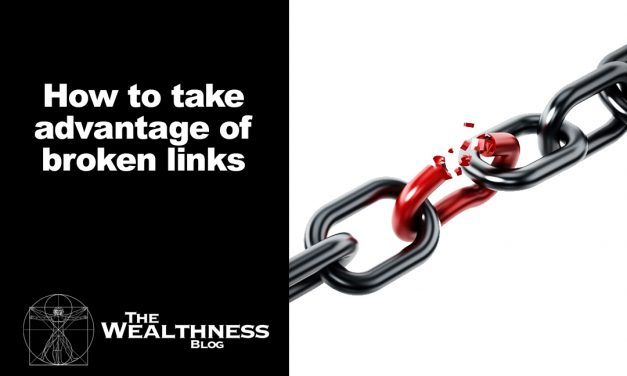 How to take advantage of broken links