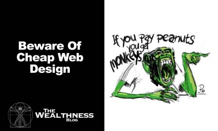 Beware Of Cheap Web Design