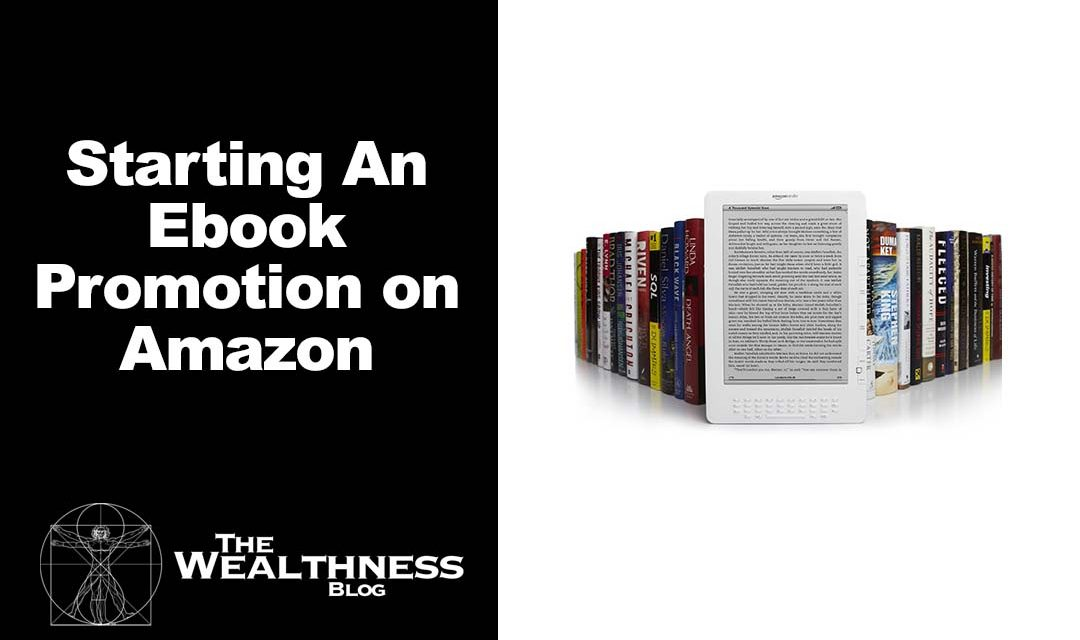 How to Start Ebook Promotions on Amazon