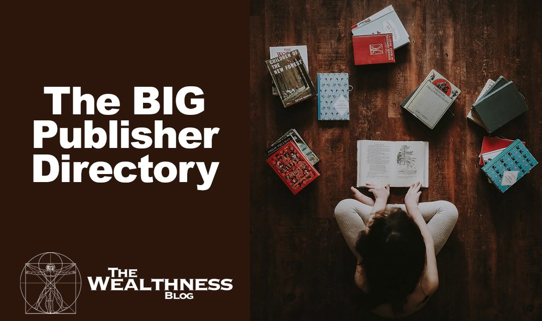The Big Publisher Directory