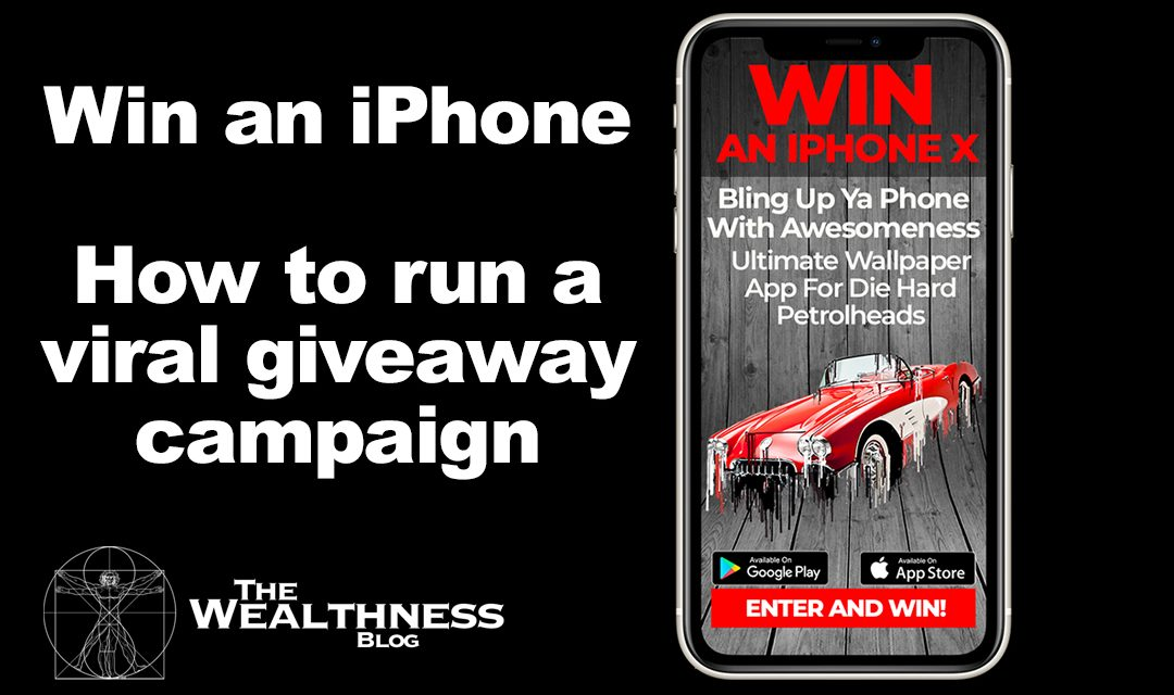 Win an iPhone and Grab the Ultimate App For Die Hard Petrolheads   Viral Campaign