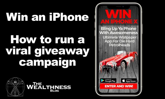 Win an iPhone and Grab the Ultimate App For Die Hard Petrolheads | Viral Campaign