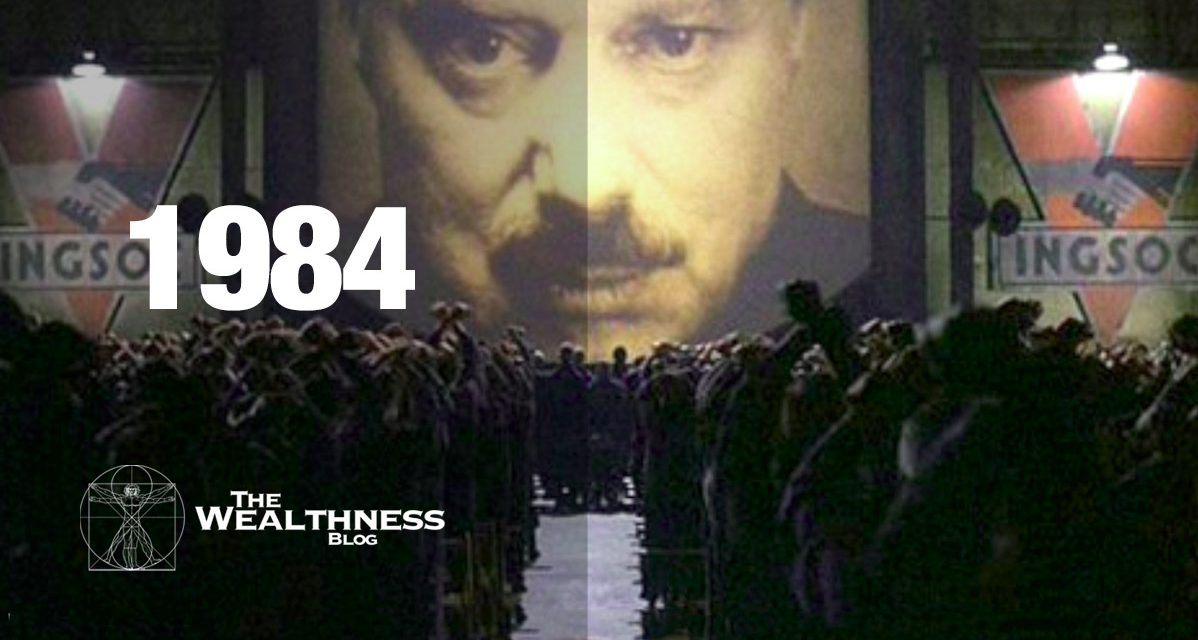 Nineteen Eighty-Four by George Orwell | Updated and Illustrated