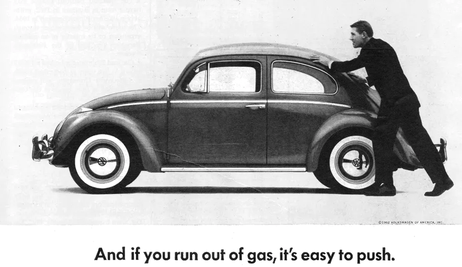 vw Advert