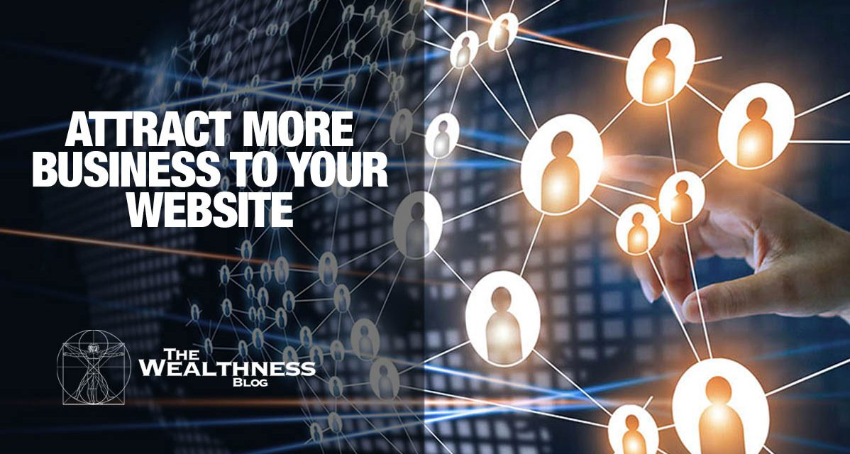 Attract More Business to Your Website with Well-placed Information