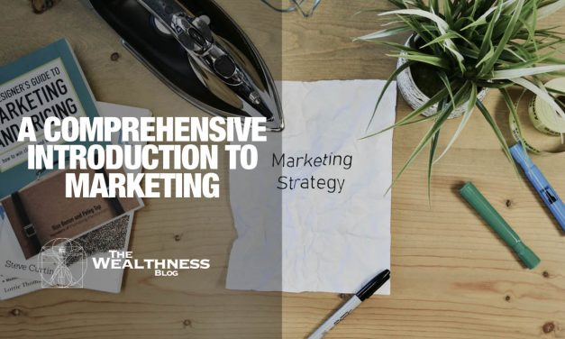 A Comprehensive Introduction to Marketing