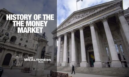 History Of The THE MONEY MARKET BY F. STRAKER