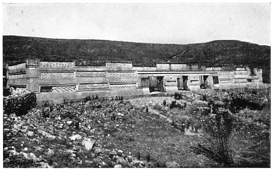 Great Palace of Mitla