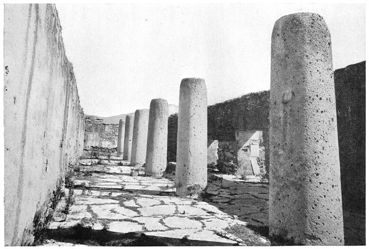 Hall of the Columns, Palace of Mitla
