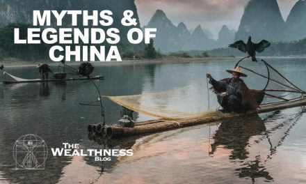 Myths & Legends of China