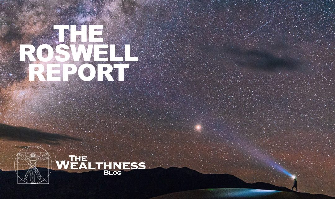 The Roswell Report | Fact Vs Fiction in The Mexico Desert