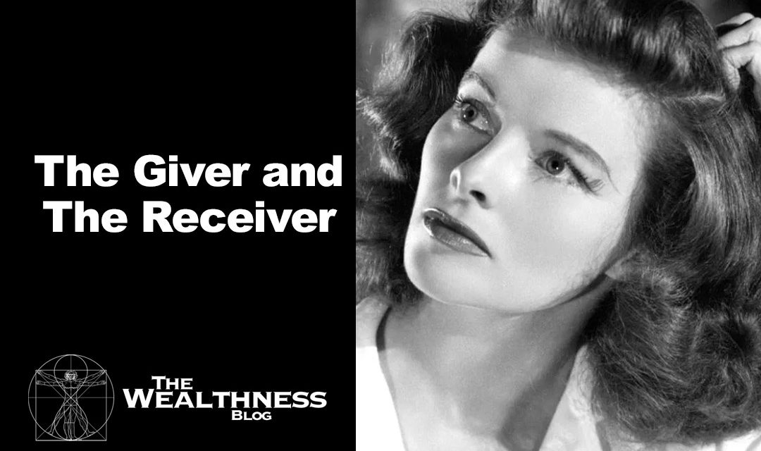 The Giver and The Receiver