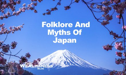 Tales Folklore And Myths Of Japan