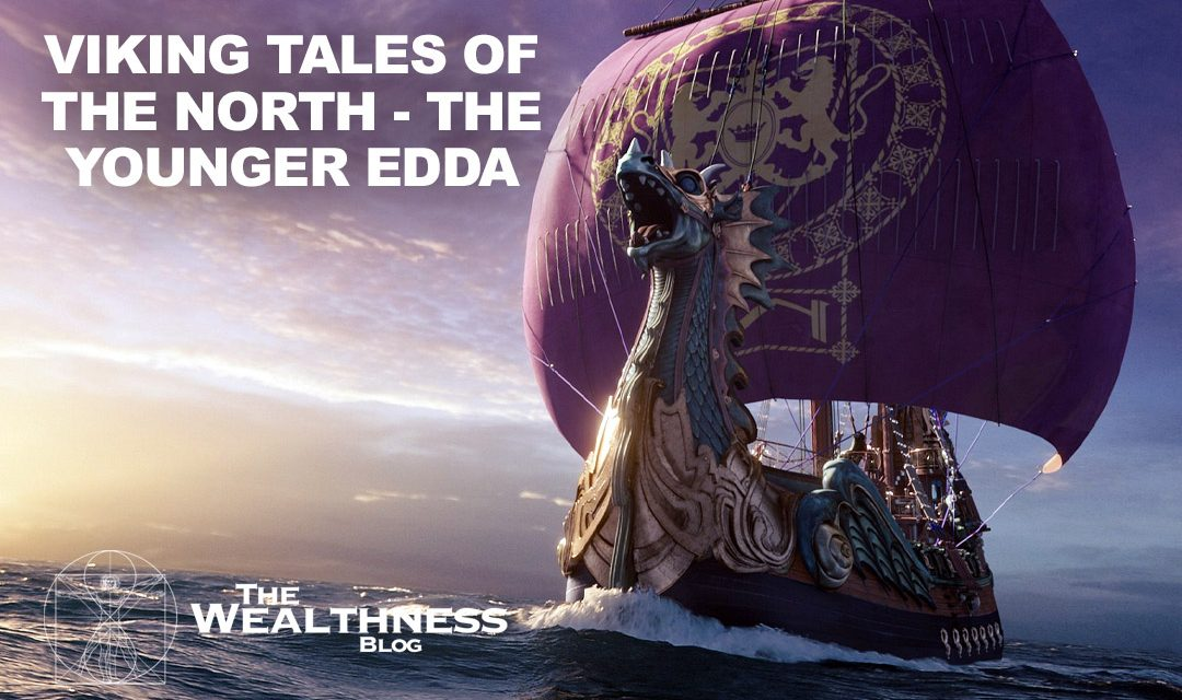 VIKING TALES OF THE NORTH – THE YOUNGER EDDA